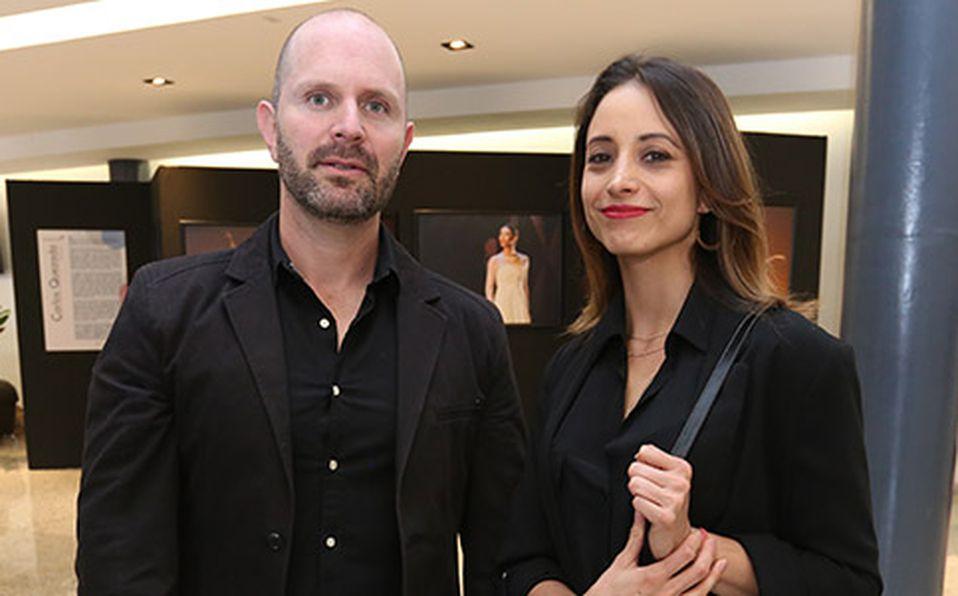(principal) ALYOSHA BARREIRO Y CAROLINA PATIÑO