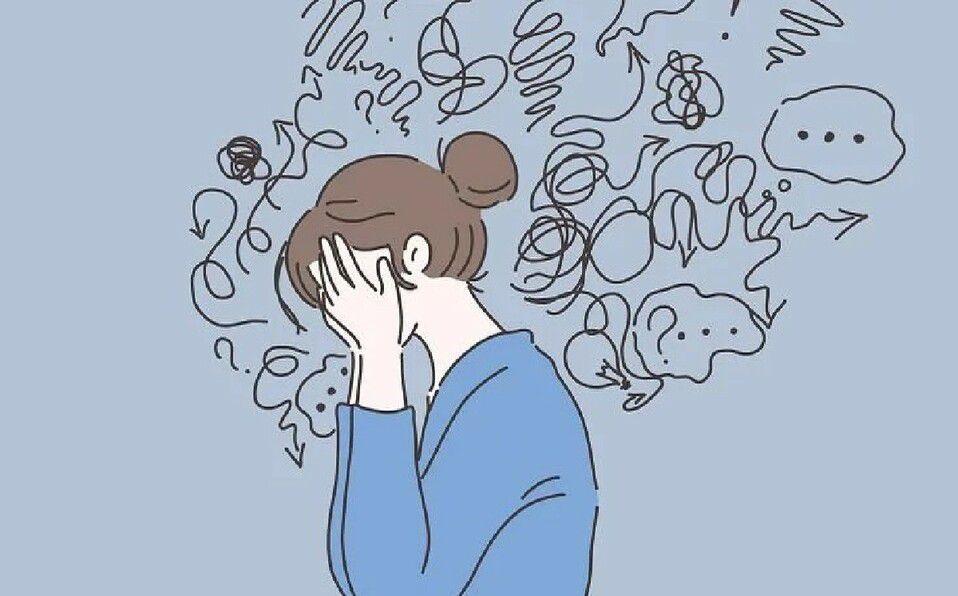 Cómo saber si tengo ansiedad: síntomas y causas. (Foto: Instagram).
