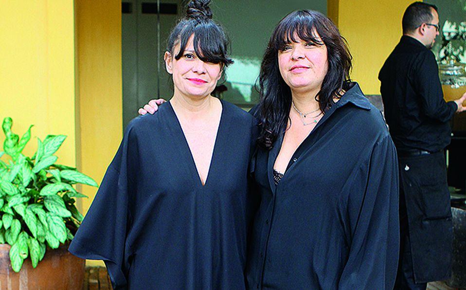 Renata y Julia Franco
