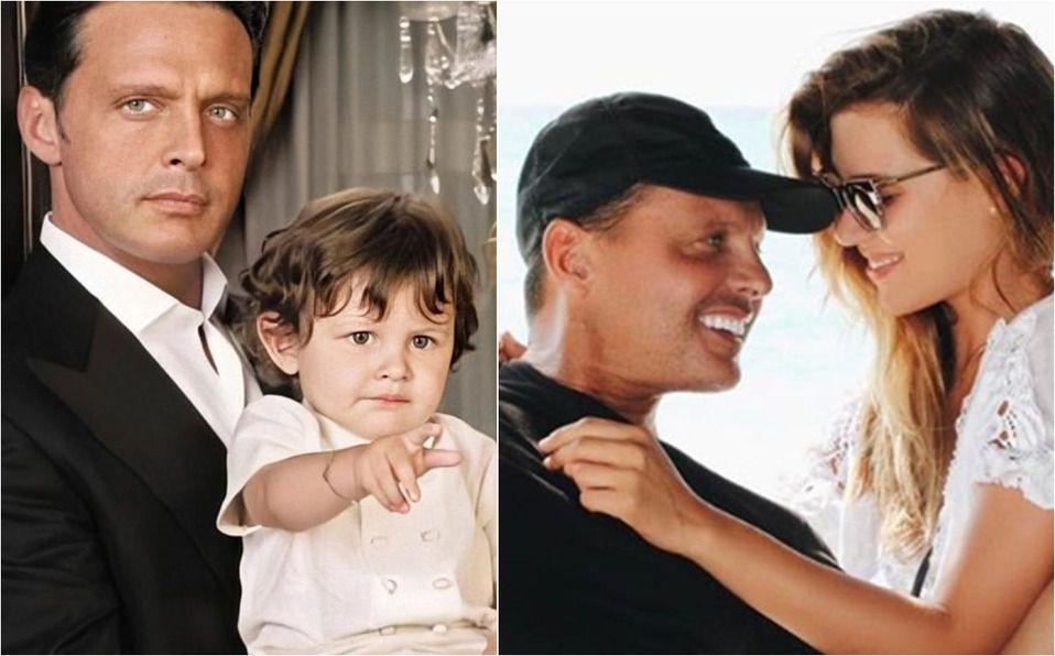 Quiénes son los hijos de Luis Miguel y qué hacen (Foto: Instagram)