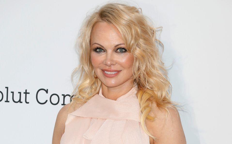 Pamela Anderson se casó en secreto ¡con su guardaespaldas! (Foto: Getty Images)
