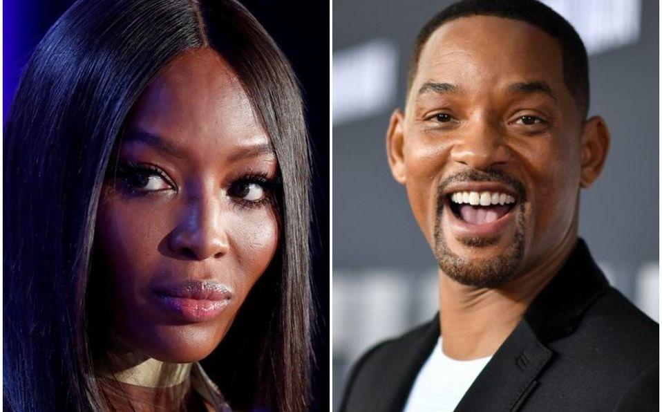 Naomi Campbell, Will Smith y más artistas, acusados por tráfico de menores (Foto: Instagram)