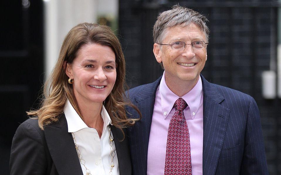 Bill Gates le regala a Melinda acciones de Coca Cola y Televisa (Foto: Getty Images)