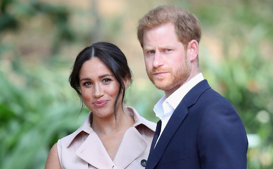 Escapando el palacio: Confirman película de la salida real de Meghan y Harry  (Foto: Getty Images)
