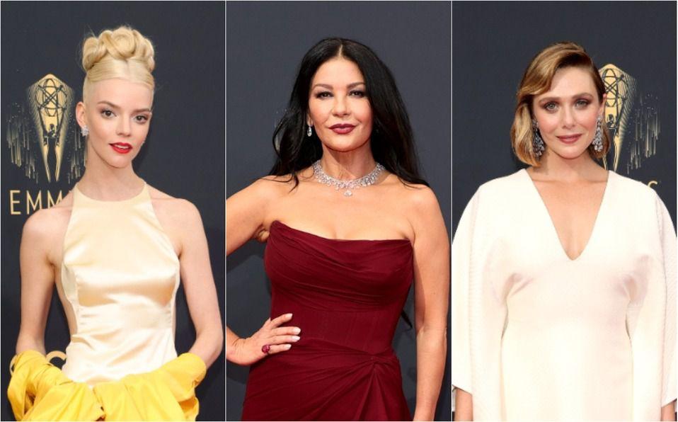 Emmys 2021: Las mejor vestidas en la alfombra roja (Foto: Instagram)