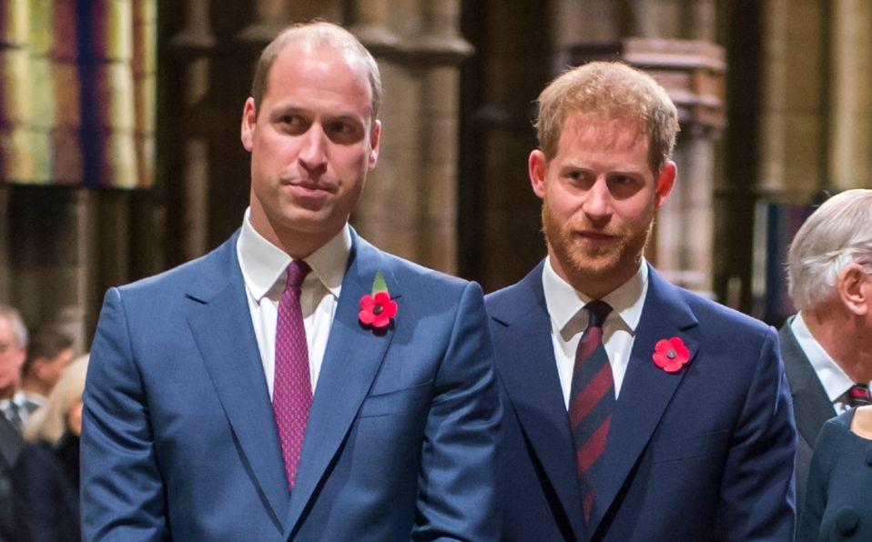 Príncipe William rompe el silencio sobre las acusaciones racistas (Foto: Getty Images)