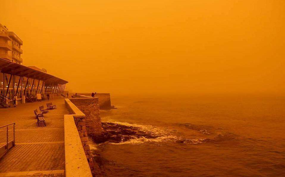 Polvo del Sahara: ¿Cómo nos afecta y qué podemos esperar? (Foto: Instagram)