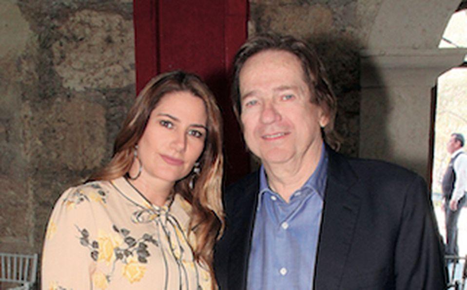Alejandra Hinojosa de Gutiérrez y Sergio Gutiérrez