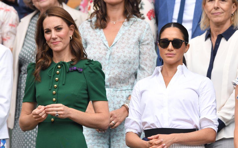 Kate Middleton y Meghan Markle no se han hablado ¡en más de 1 año! (Foto: Getty Images)