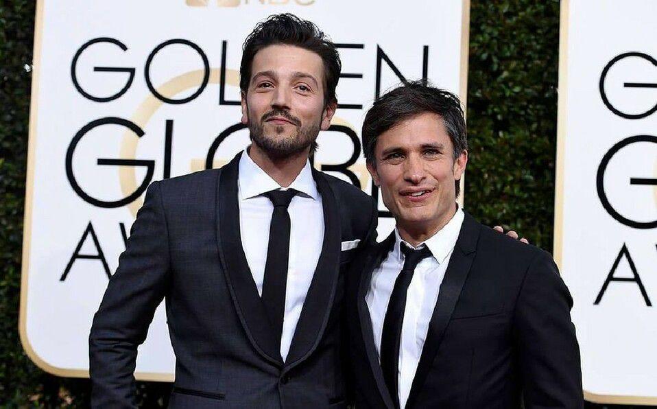 Diego Luna y Gael García. (Foto: Instagram).