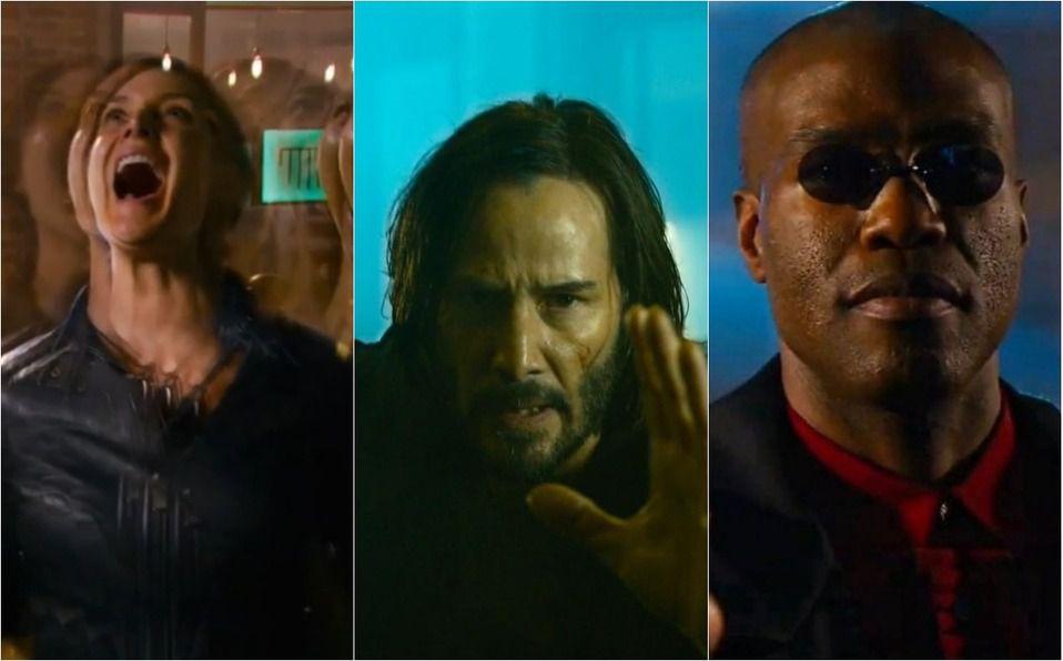 Matrix Resurrections: Tráiler, fecha, actores y de qué trata (Foto: Instagram)