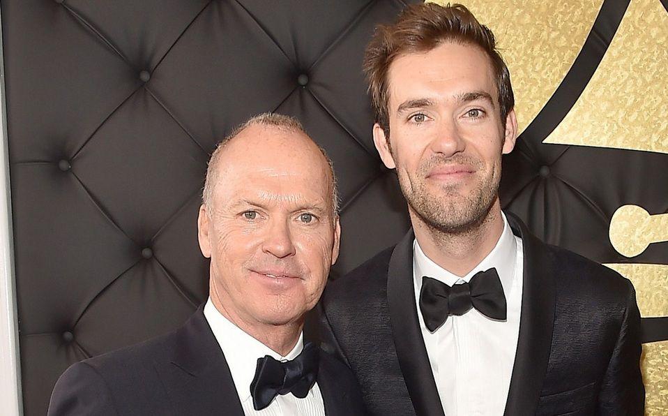 Sean Douglas, el guapo e único hijo de Michael Keaton (Foto: Instagram)