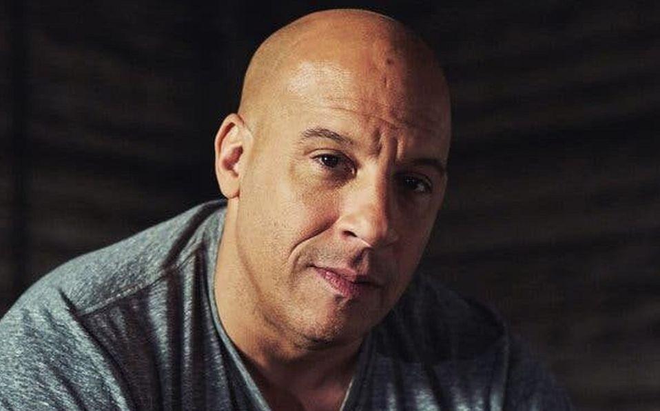 ¿Vin Diesel con cabello? Así lucía de joven (Foto: Instagram)