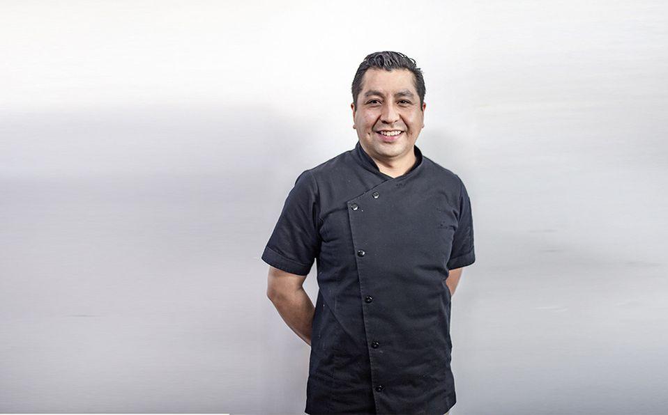 Chef Luis Escamilla / Foto: Carlos Dayan Aparicio.