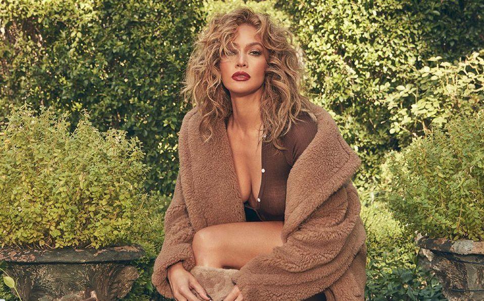 Jennifer Lopez recibe el 2021 en bikini y con motivación (Foto: Instagram)