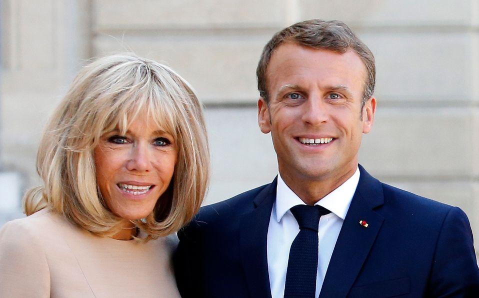 Emmanuel Macron: Brigitte Trogneux, la esposa del presidente de Francia (Foto: Getty Images)