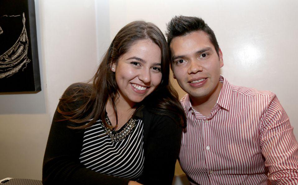IMG_7361 Yoli León y Amilcar Álvarez