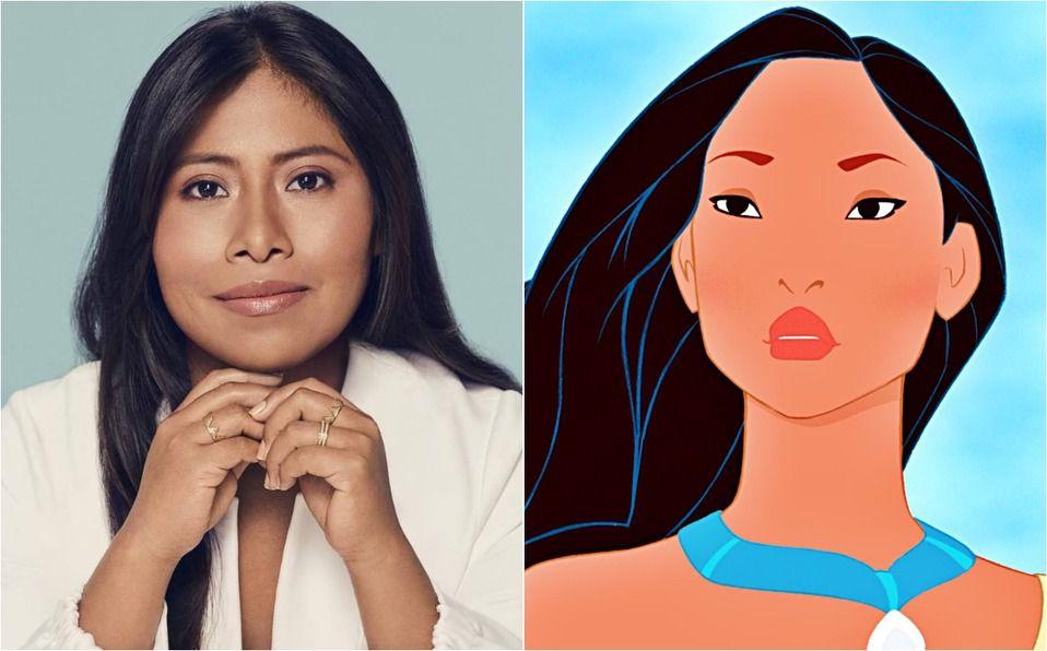 Yalitza Aparicio y el live action de Pocahontas: Todo lo que sabemos (Foto: Instagram)