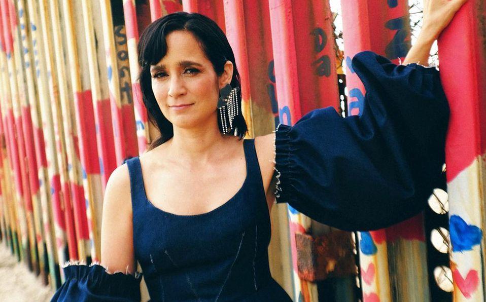 Con esta foto, la cantante expresó en sus redes sociales su deseo por salir de gira pronto. Foto: Julieta Venegas Instagram