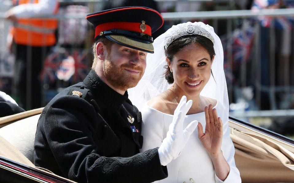 Meghan Markle y el Príncipe Harry: Un amor que desafió a la monarquía (Foto: Getty Images)