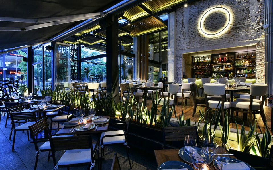 Restaurante Rosa Negra (Fotos: Cortesía).