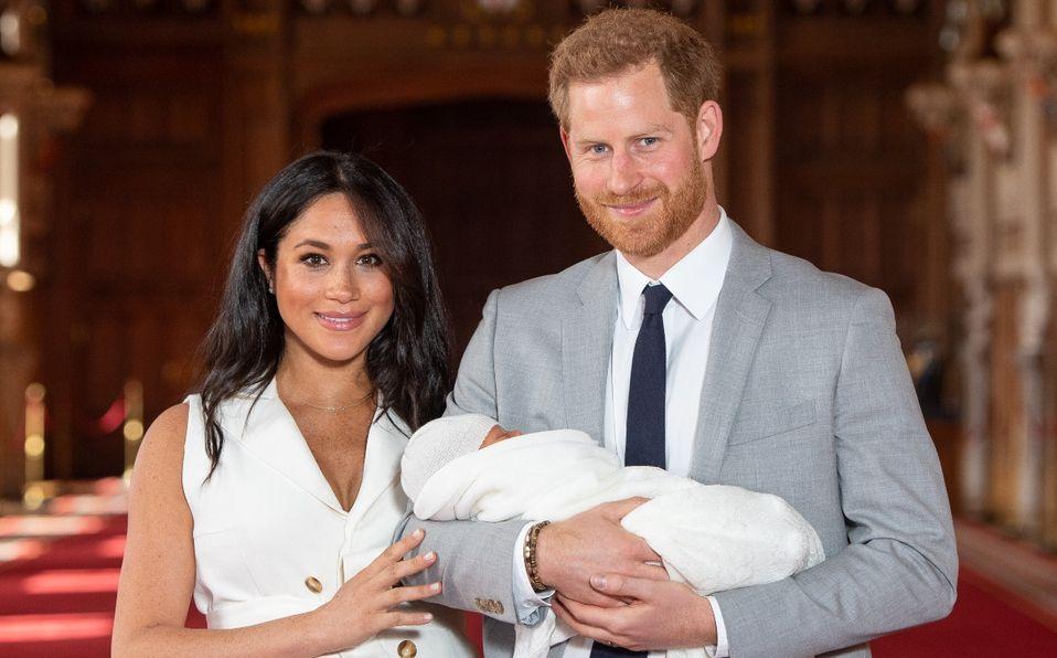 Príncipe Harry: las fotos que prueban que Archie es idéntico a él (Foto: Instagram)
