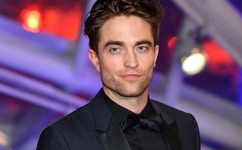 Robert Pattinson es The Batman