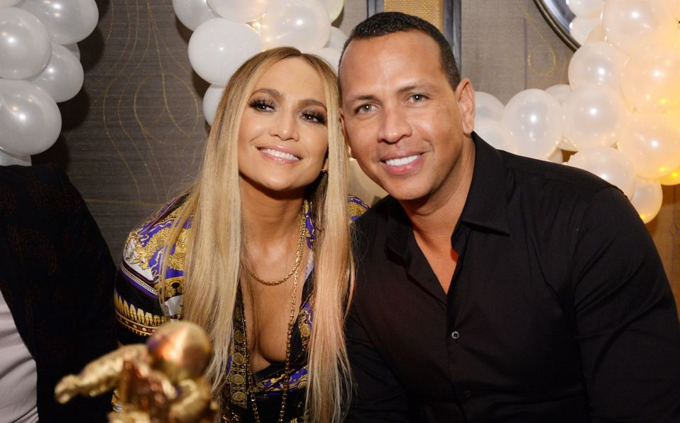 Alex Rodríguez, impactado con la reunión de Jennifer Lopez y Ben Affleck (Foto: Getty Images)