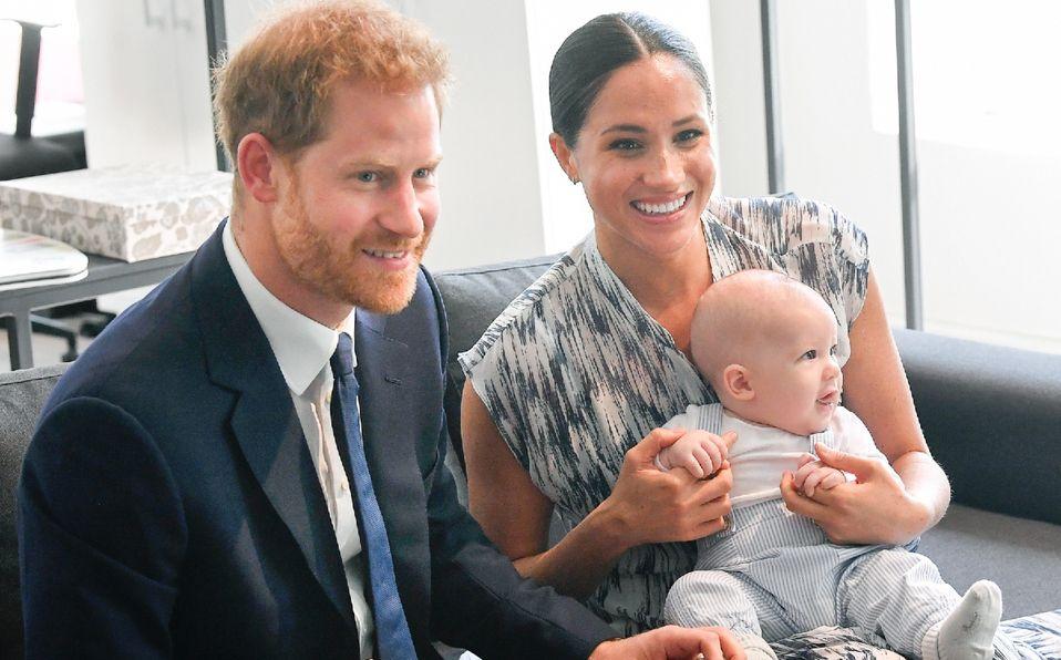 Meghan Markle comparte nuevas fotografías con Harry y Archie (Foto: Instagram)