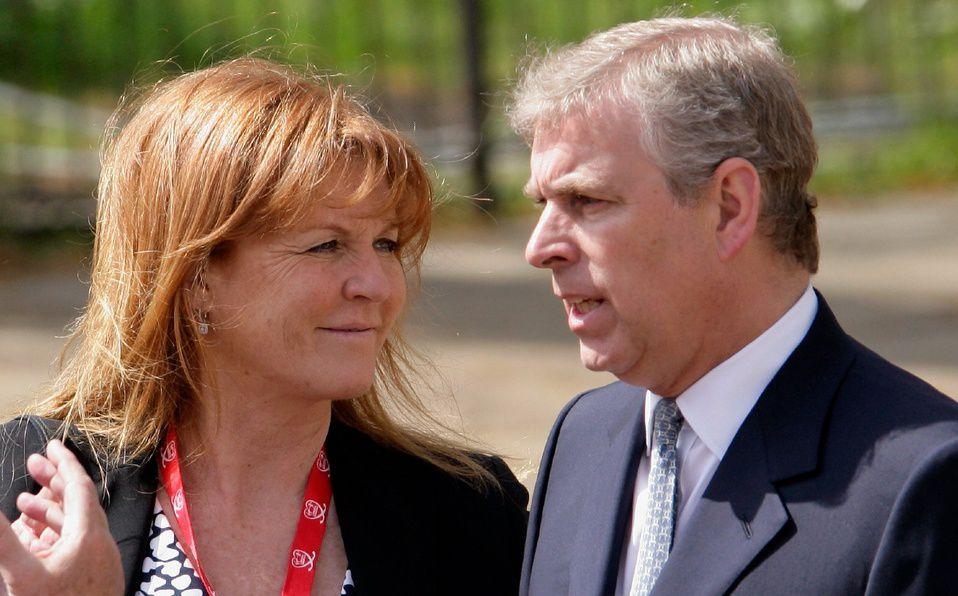 Príncipe Andrew quiere casarse de nuevo con ex esposa, Sarah Ferguson (Foto: Getty Images)