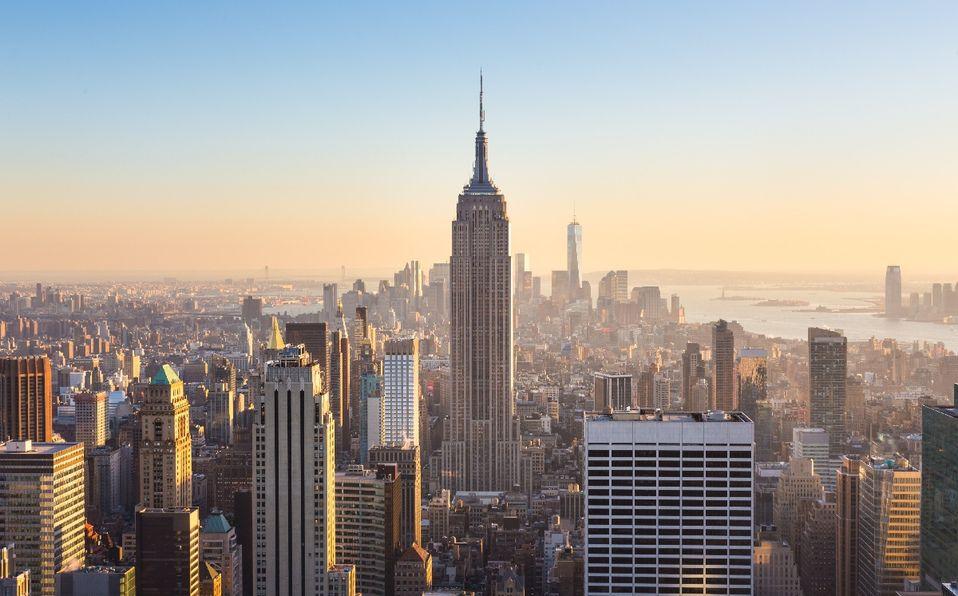 Empire State Building en Nueva York cumple 90 años. (Imagen: Shutterstock).