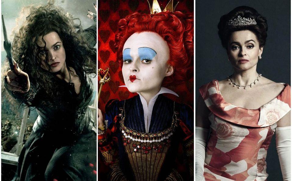 Helena Bonham Carter: Los 10 personajes más icónicos de la musa de Tim Burton
