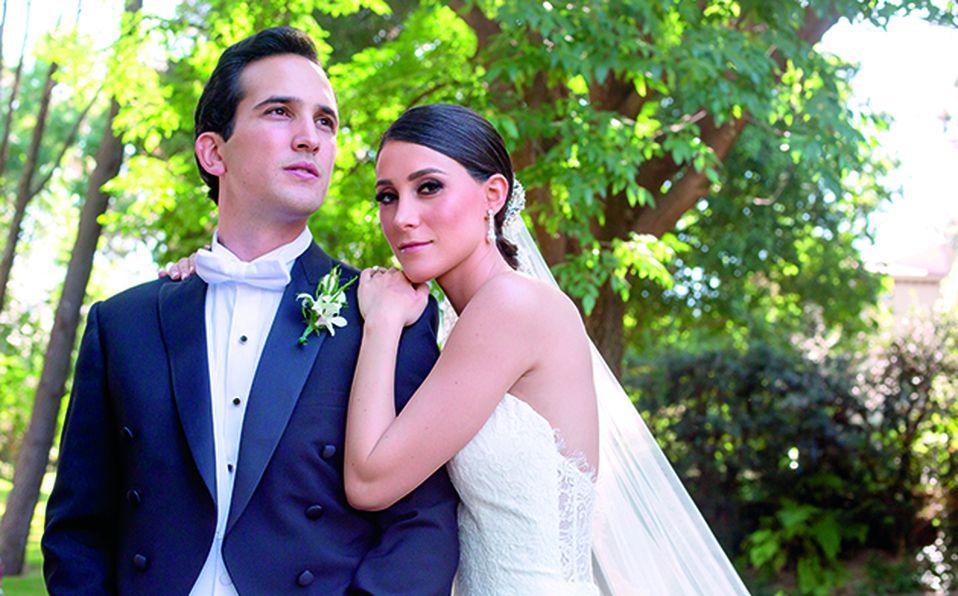 Mario Manfredi y Mónica Quintero