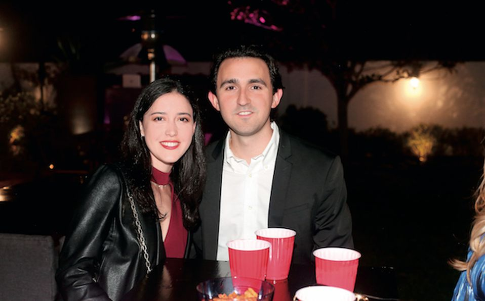 Jesús Martínez e Isabella Tancredi