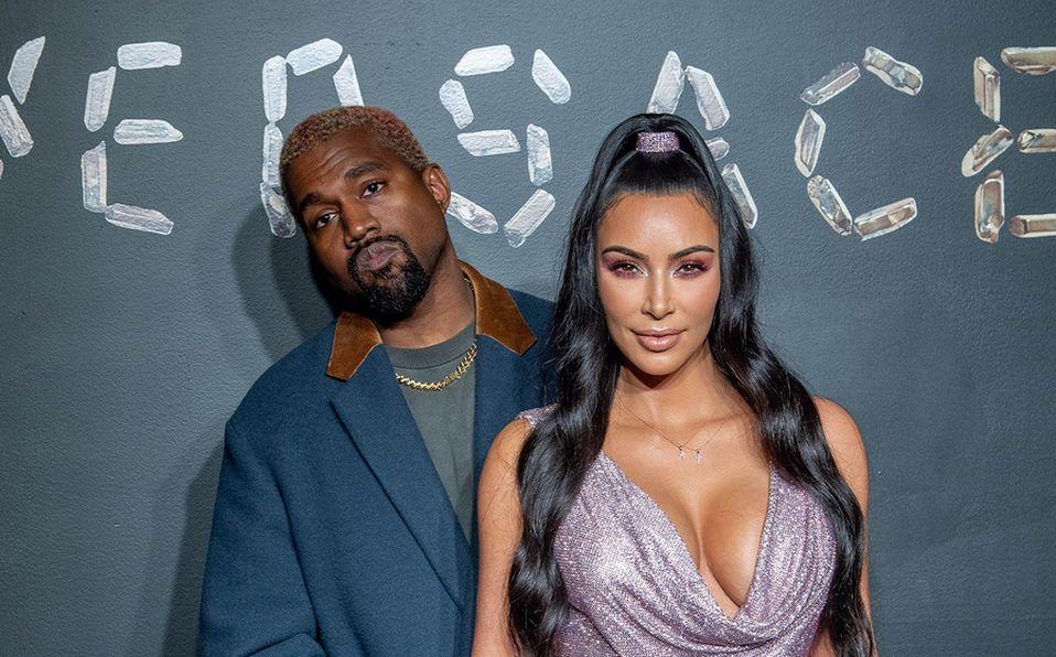 Kim Kardashian aún ama a Kanye West y lo felicita por su cumpleaños