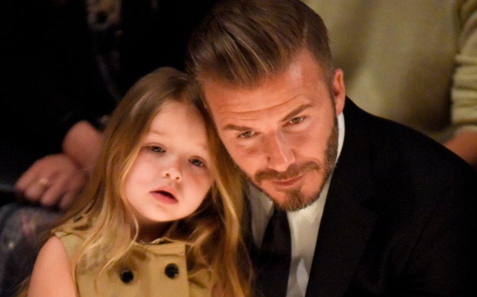 ¡Harper Beckham cumple 10 años! Así luce actualmente (Foto: Instagram)