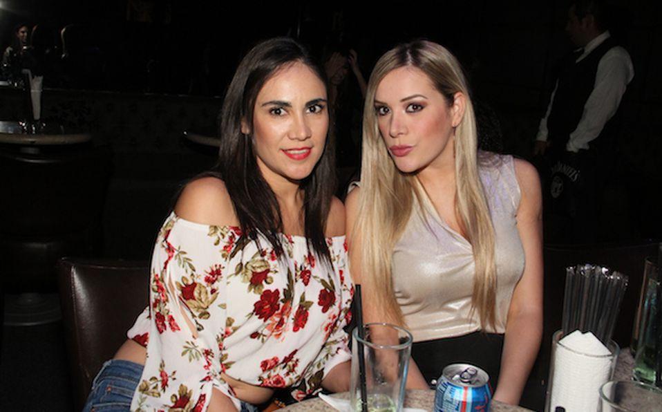 Gladys de Llantada y Nacho Llantada