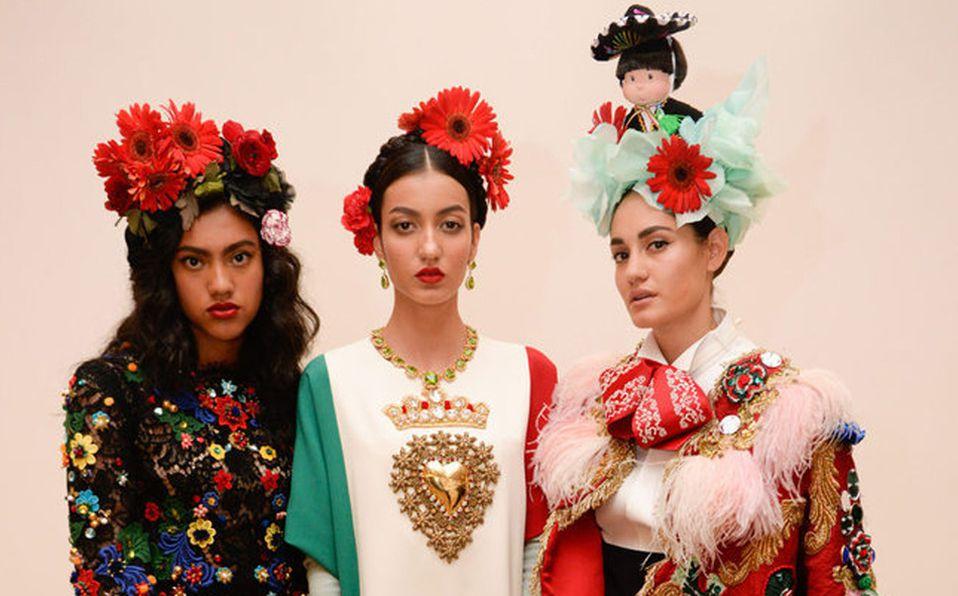 México ha inspirado a grandes diseñadores de moda para crear sus colecciones (Foto: Cortesía)