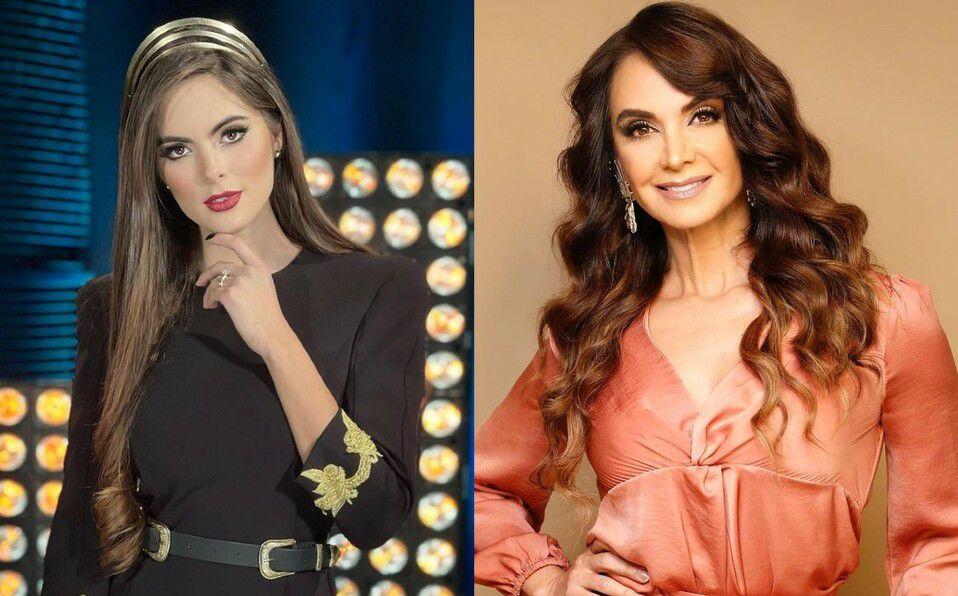Lupita Jones y Sofía Aragón se vuelven a reencontrar en boda de Kristal Silva tras polémica.