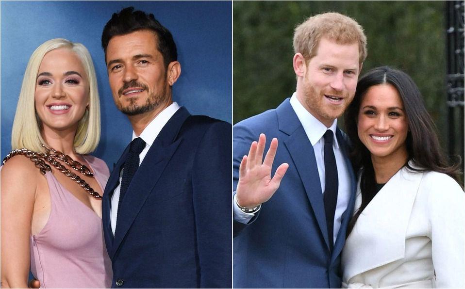 Katy Perry y Orlando Bloom serán vecinos de los Duques de Sussex (Foto: Instagram)
