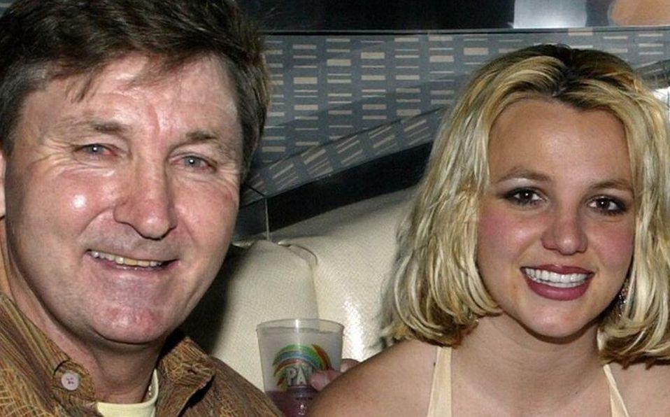 Britney junto a su padre (Foto: Getty).