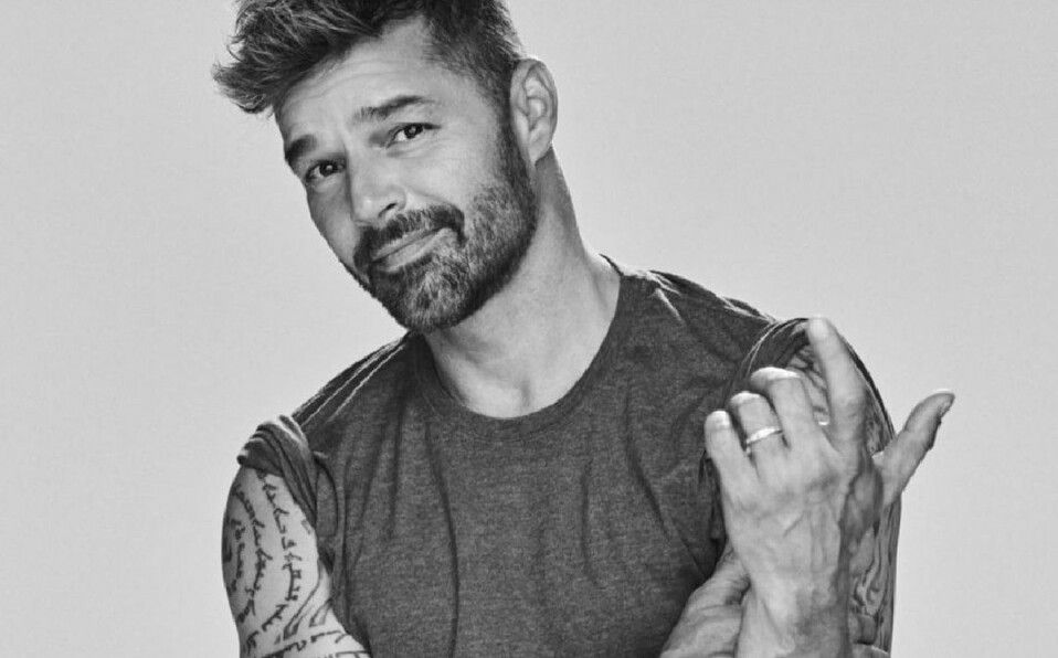 Ricky Martin envía mensaje a los opositores de la vacuna del Covid-19. (Foto: Instagram).