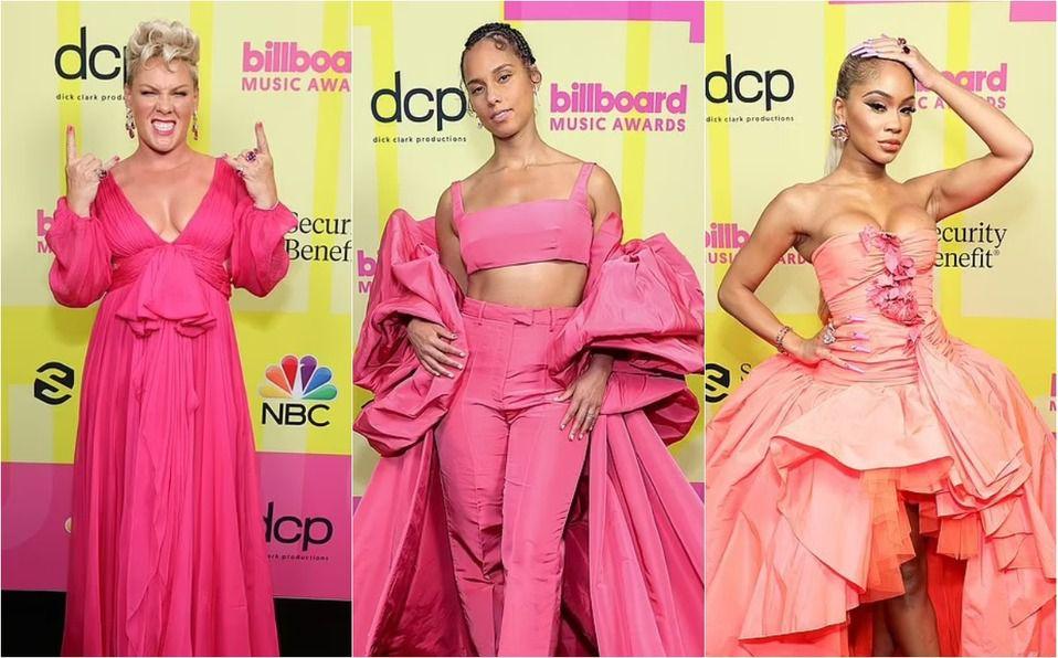 Billboard Music Awards 2021: Mejor vestidas de la alfombra roja. Fotos (Foto: Getty Images)