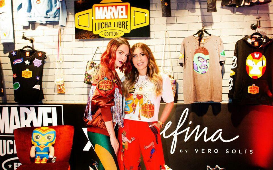 Belinda visitó la boutique de Josefina by Vero Solís para conocer la colección antes que nadie.