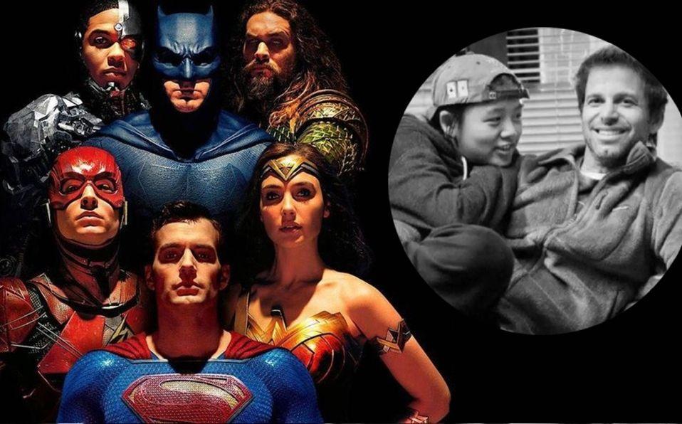 Snyder Cut: August Snyder y la trágica historia detrás de Justice League (Foto: Twitter)