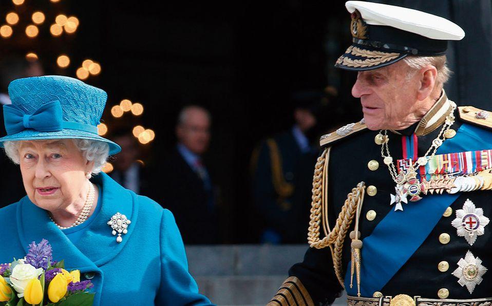 La Reina Isabel comparte su foto favorita con el Príncipe Felipe