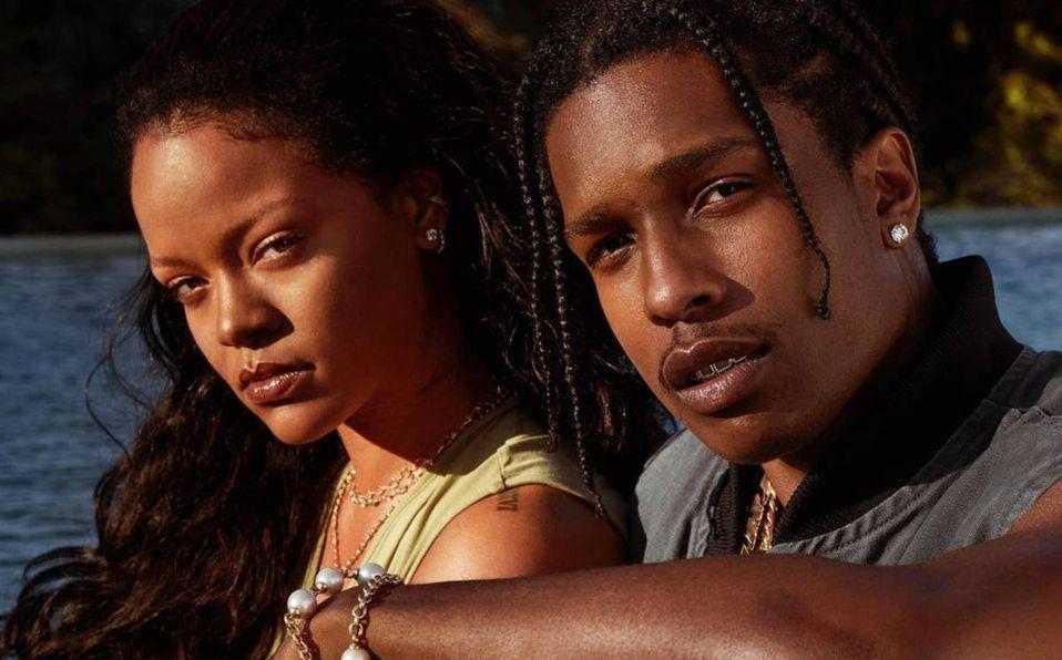 Rihanna estaría cerca de anunciar su boda con A$AP Rocky (Foto: Instagram)