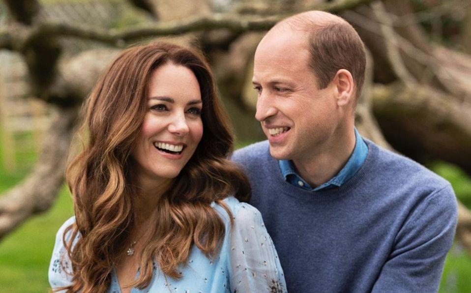 Kate Middleton y William comparten sus adorables fotos de aniversario (Foto: Instagram)