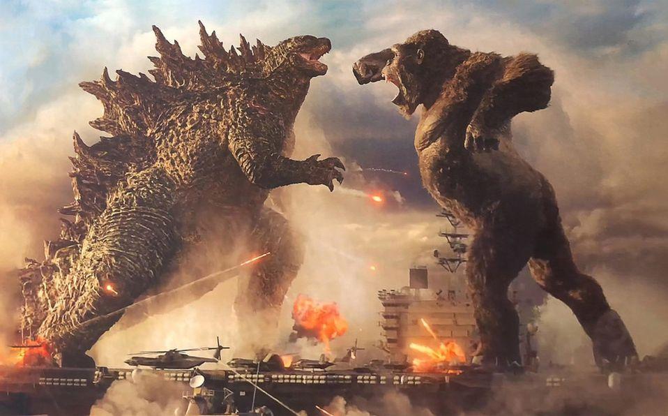 En marzo llega a las pantallas el esperado filme King Kong vs. Godzilla (Foto: Cortesía)