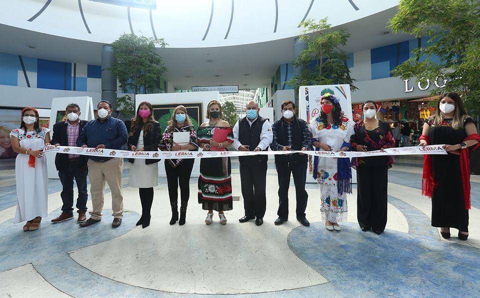 """Se inauguró exposición """"Esto es México"""" en Las Plazas Outlet Lerma"""